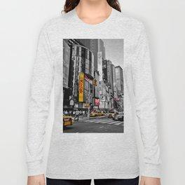 Times Square - Hyper Drop Long Sleeve T-shirt