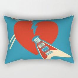 tom petty tour 2020 atin9 Rectangular Pillow