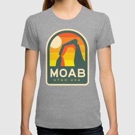 Moab Utah Patch T-shirt