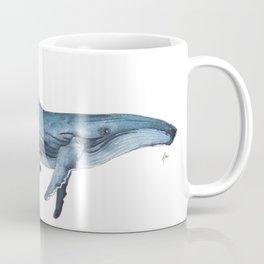 Whale & whale calf Coffee Mug