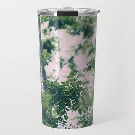 Spring Tree Branches Travel Mug