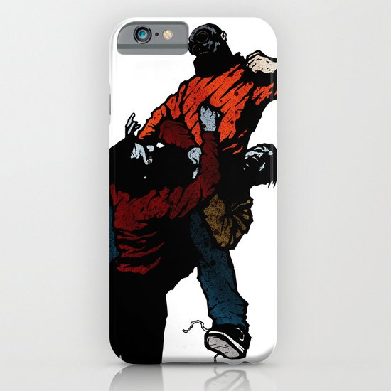 Hold On V2 iPhone & iPod Case