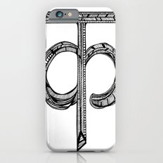 Hindi Alphabet C/K Slim Case iPhone 6s