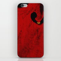 violin iPhone & iPod Skins featuring violin by laika in cosmos