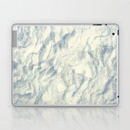 Paper Marble texture Laptop & iPad Skin
