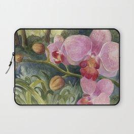 Orchid Beauty Laptop Sleeve