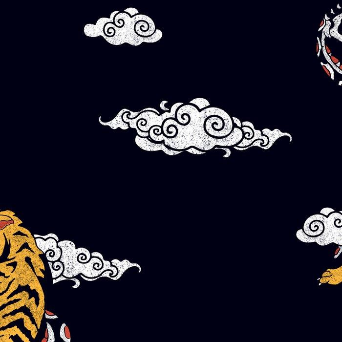 Tiger vs Snake Leggings