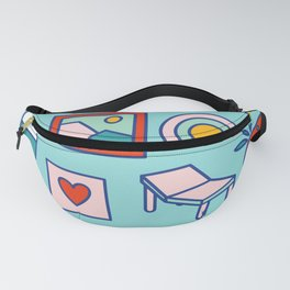 Summer vacation Fanny Pack