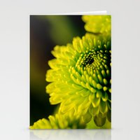 lime Stationery Cards featuring Lime by Nicole Dupee