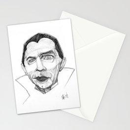 Dracula Stationery Cards