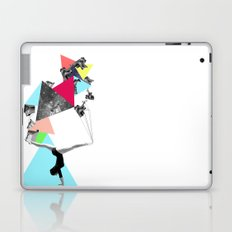 SHE WAS STRANGE Laptop & iPad Skin