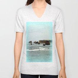 Bay of Islands Unisex V-Neck
