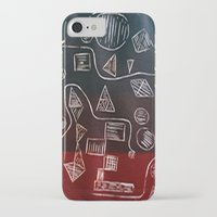 triforce iPhone & iPod Cases featuring Triforce by Lewis Lawton