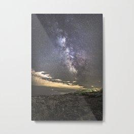 Milkyway at the Backshore Metal Print