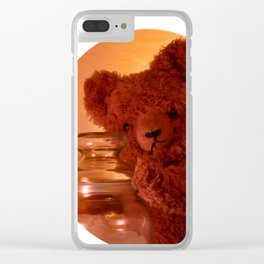 My Teddy Bear Clear iPhone Case