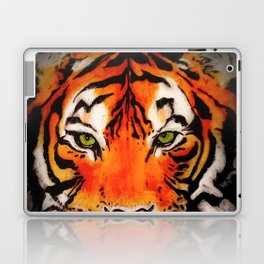 Tiger in the Shadows Laptop & iPad Skin
