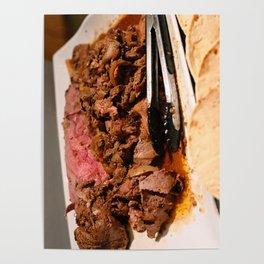 Delicious Delicious Lamb! Poster