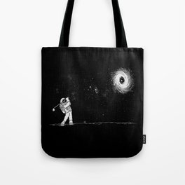 Black Hole in One Tote Bag