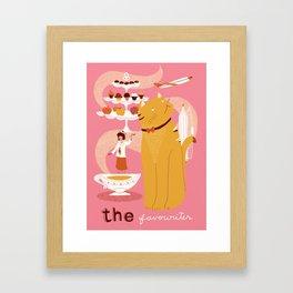 Favourites Framed Art Print