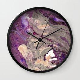 flush Wall Clock
