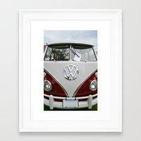 hippie Framed Art Prints featuring HIPPIE by OSSUMphotos