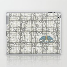Butterfly's Journey II Laptop & iPad Skin