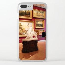 Museum of Fine Arts. Boston, MA. USA Clear iPhone Case