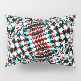 Atom vibration Pillow Sham