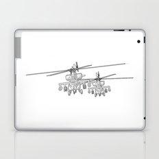 Apache's flying Toon Render Laptop & iPad Skin
