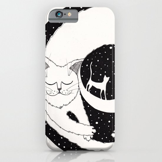 cats life: dreaming iPhone & iPod Case