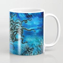 The mermaid hunter Coffee Mug