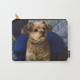 The Cute Pup Carry-All Pouch