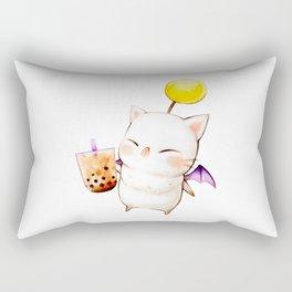 Moogle Bubble Tea Rectangular Pillow