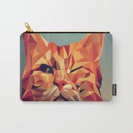 CAT Pop Art Carry-All Pouch