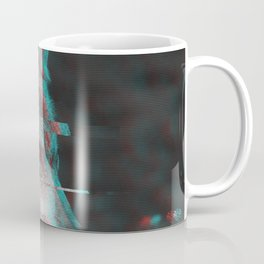 stalking the pray in 3d Coffee Mug