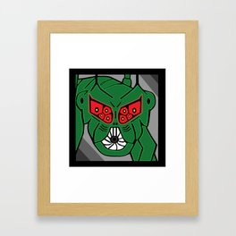 The Nature of The Beast Framed Art Print