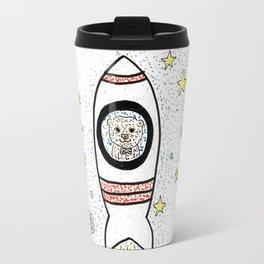Otter space Travel Mug