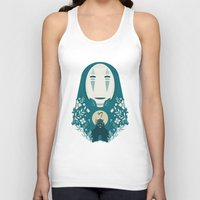 spirited away Tank Tops featuring Spirited by Duke Dastardly