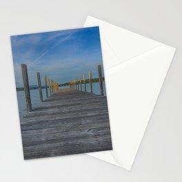 Winnipesaukee Dock Stationery Cards