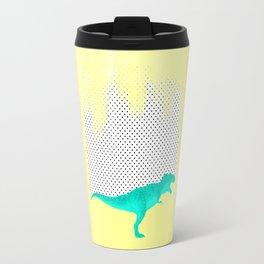 dino got the blues, or not! Travel Mug