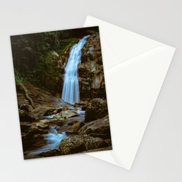 Waterfall in Brazil Stationery Cards