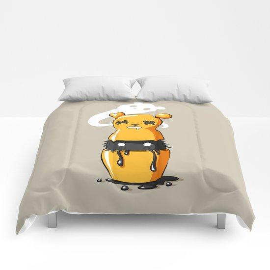 Matryoshka Monster Comforters