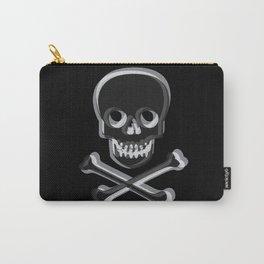 Skull & Bones Black Mark Carry-All Pouch
