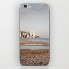 En el reflejo iPhone & iPod Skin