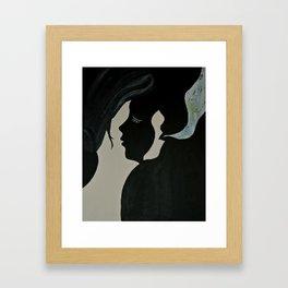 |Exhale| Framed Art Print