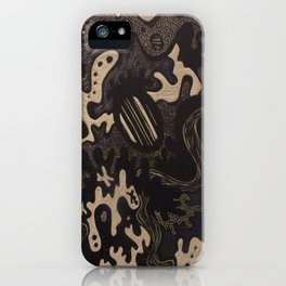 The Great Divide Part III iPhone Case