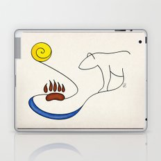 Hike the river Laptop & iPad Skin