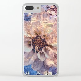 Everbloom Clear iPhone Case