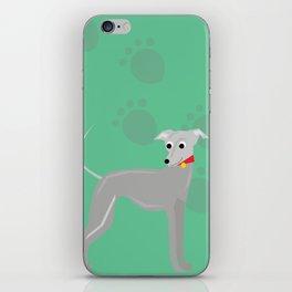 Rocket Greyhound iPhone Skin