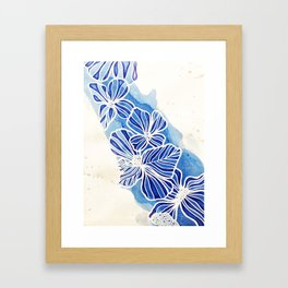 TO BE U 3 Framed Art Print